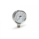 Cat Pumps 6085, 1500PSI Stainless Steel Pressure Gauge