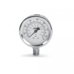 Cat Pumps 6086, 1500PSI Brass Pressure Gauge