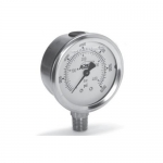 Cat Pumps 6089, 6000PSI Brass Pressure Gauge