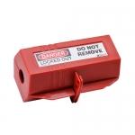 Brady 65675, 2″ x 2″ x 4.61″ Red Polypropylene Plug Lockout