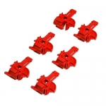 Brady 65751, Large Red ABS Plastic Fuse Lockout Device