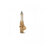 Cat Pumps 7080, Brass R 7.8 x 150-1450PSI Sensitive Pressure Regulator