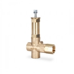 Cat Pumps 7590.100, 1″ Brass 52gpm / 2175psi Pressure Relief Valve