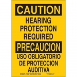 Brady 122399, Caution Protection… Required Sign