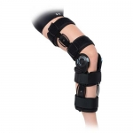 Advanced Orthopaedics 917-N, Hinged Range of Motion Knee Brace