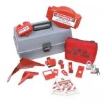 Brady 99685, Combination Lockout Toolbox with Steel Padlocks