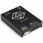 BlackBox ACS4001A-R2-R, ServSwitch Single DVI CATx KVM Extender, USB