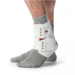 Core Products AKL-6351, One Fits Most Power Wrap Ankle Brace, White