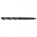 Cleveland C12505, 2411 HSS Taper Shank Drill