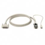 BlackBox EHN485-0100, ServSwitch USB Coax CPU Cable, 100-ft. (30.4-m)