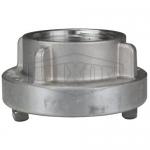 Dixon Valve FSA1515S, Forged Aluminum Adapter