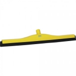 Accuform HRM133YL, 24″ Yellow Double Blade Squeegee Head