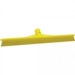 Accuform HRM138YL, 20″ Yellow Single Blade Squeegee Head