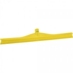Accuform HRM139YL, 24″ Yellow Single Blade Squeegee Head