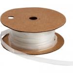 Brady HSB-95, 03788 Bradymark Heat Shrink Tubing, Clear