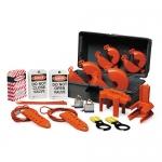 Brady LKXV, 45628 Valve Lockout Kit