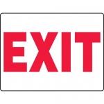 """Accuform MEXT514XL, BIGSigns 18″ x 24″ Aluma-Lite Sign: """"Exit"""""""