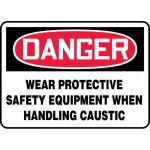 "Accuform MPPA033XV, Sign ""Wear Protective Safety Equipment When …"""