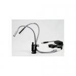 Dino-Lite Digital Microscope MSAK812, Black Mount Flexible Arm