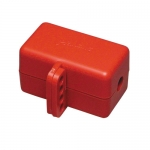 Brady PLO25E, 45846 Plug Lockout Small Red