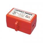 Brady PLO27E, 45847 Electrical/Pneumatic Plug Lockout