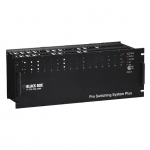 BlackBox SM960A, 4 Unit Plus Chassis for Pro Switching System