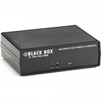 BlackBox SW1040A, CAT6 Remotely Controlled Layer 1 A/B Switch