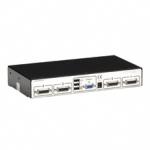 BlackBox SW4009A-USB-EAL, ServSwitch Secure KVM Switch Level A
