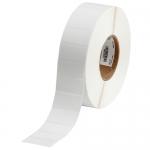 Brady THT-17-402-5.2, 14951 1″ x 2″ White Paper Label