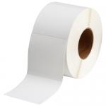 Brady THT-77-402-1.4, 14955 4″ x 4″ White Paper Label