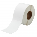 Brady THT-78-402-0.9, 18902 6.5″ x 4″ White Paper Label