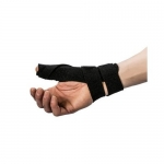 Core Products WST-6815, OSFM Black Thumb Spica Splint