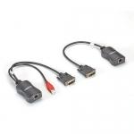BlackBox AVU8011A, Line-Powered Extender Kit – DVI over CATx