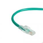 BlackBox C5EPC70-GN-20, CAT5e Lockable Patch Cable
