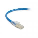 BlackBox C6APC80S-BL-10, 10′ CAT6A Patch Cable
