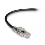 BlackBox C6PC70-BK-15, 15′ CAT6 Lockable Patch Cable