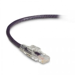 BlackBox C6PC70-VT-20, 20′ CAT6 Lockable Patch Cable
