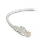 BlackBox C6PC70-WH-15, 15′ CAT6 Lockable Patch Cable