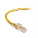 BlackBox C6PC70-YL-07, 7′ CAT6 Lockable Patch Cable