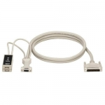 BlackBox EHNUSB-0001, ServSwitch USB to PS/2 User Cables, 1′