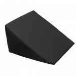 3B Scientific W15099B, Black Large Foam Wedge Pillow
