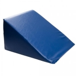 3B Scientific W15099DB, Dark Blue Large Foam Wedge Pillow