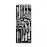 Beta Tools 024240077, T77 Assortment Set of Hexagon Socket Wrenches