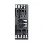 Beta Tools 024240113, T113 Assortment Set of Socket Drivers for Screws