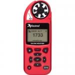 Kestrel 0851RED, 5100 Racing Weather Meter