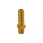 Dixon Valve 1022012C, 1-1/4in Hose ID x 3/4in NPTF, Brass Fitting