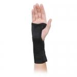 Advanced Orthopaedics 145-L, Cock-Up Elastic Wrist Splint, Left