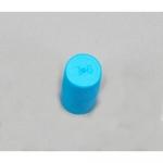 Globe Scientific 118158B-100, Dia-mond Culture Tube Cap for Tubes