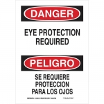 Brady 125220, Danger Ear Protection Required Sign