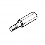 Cat Pumps 126564, Bolt M8 STCP R, Cylinder for 4 Frame Piston Pump